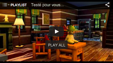 L'�quipe de Sims artists a d�cid� de tester les add-on et kits, ces vid�os compl�tent les articles visibles dans la section journal